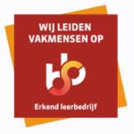 Logo Erkend Leerbedrijf Beroepsonderwijs Bedrijfsleven